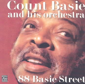 88 BASIE STREET BY BASIE,COUNT (CD)